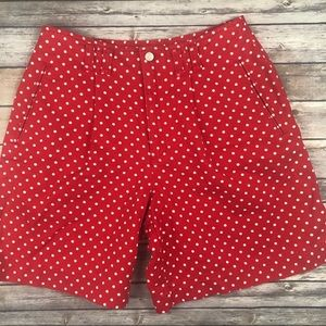 ❤️ 3 for $10 Vintage High Rise Polka Dot Shorts